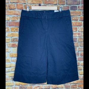 Tommy Hilfiger Navy Blue Culottes Size 10 NWT